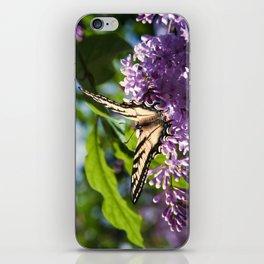 Love Remains a Secret iPhone Skin