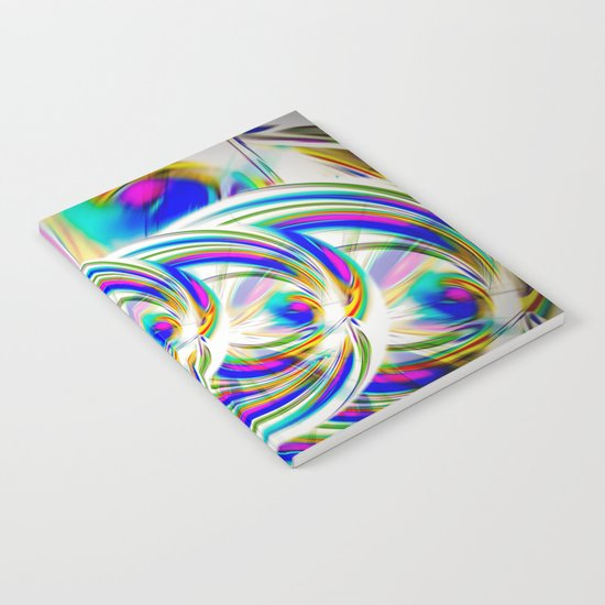 Abstract Perfection 22 Notebook