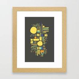 Sunshine Study #6 Framed Art Print