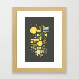 Sunshine Study #6 Framed Art Print