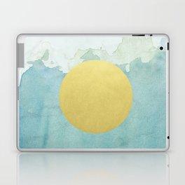 Metallic Watercolor Laptop & iPad Skin