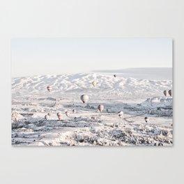 Cappadocia, Turkey #society6 #decor #buyart Canvas Print