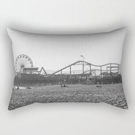 Pacific Park Santa Monica Rectangular Pillow
