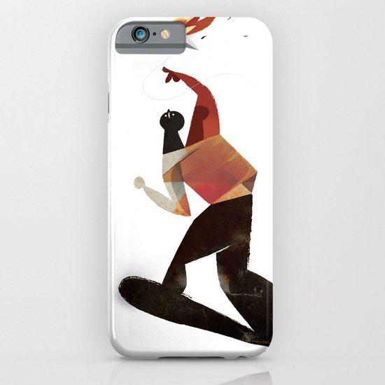 kamikaze kite iPhone & iPod Case