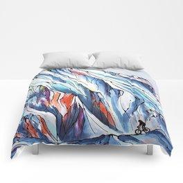 Among Giants Comforters