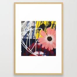 ROCKY HORROR/ MONOPOLY MAN Framed Art Print