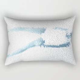Abstract 13 Rectangular Pillow