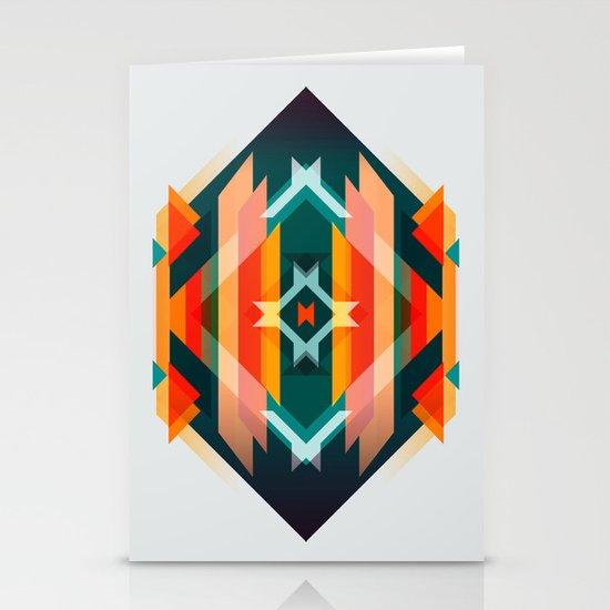 Broken Diamond - Incalescence Stationery Cards