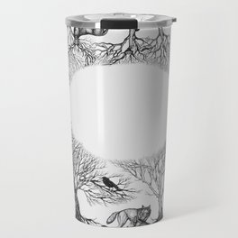 The last person in the world Travel Mug