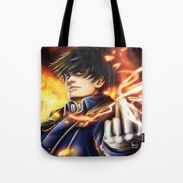Flame Alchemist  Tote Bag