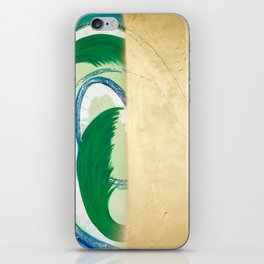 Create and Vanish iPhone Skin