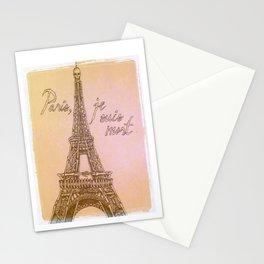 Mort Vintage Stationery Cards