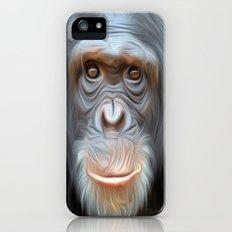 chimp     Slim Case iPhone (5, 5s)