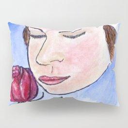 Winter Rose Pillow Sham