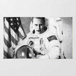 Joker Astronaut Rug