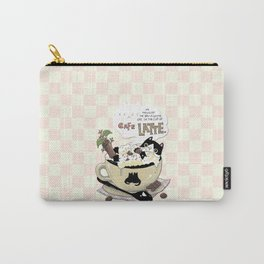 Cafe Latte Carry-All Pouch