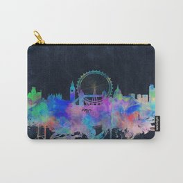 London skyline abstract 15 Carry-All Pouch