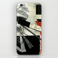 record iPhone & iPod Skins featuring Record by Alyssa Bascom