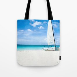 Providenciales, Turks and Caicos Tote Bag