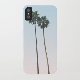 PALMS TOO iPhone Case