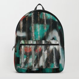 Graffitti Abstract Backpack