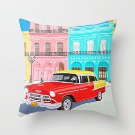 Havana Throw Pillow