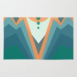 strange valley Rug