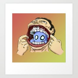 Soul Guy 03 Art Print