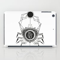 cancer iPad Cases featuring Cancer by LydiaSchüttengruber