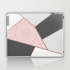 Geometric shapes patterns 02 Laptop & iPad Skin