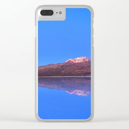 Salar De Uyuni Sunrise 2 Clear iPhone Case