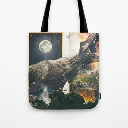 We have a T-Rex Tote Bag