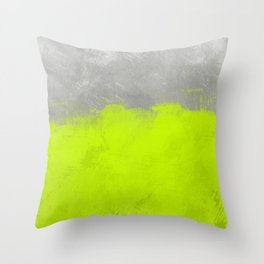 Abstract Painting #3 Throw Pillow