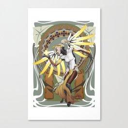 Mercy Spring Canvas Print