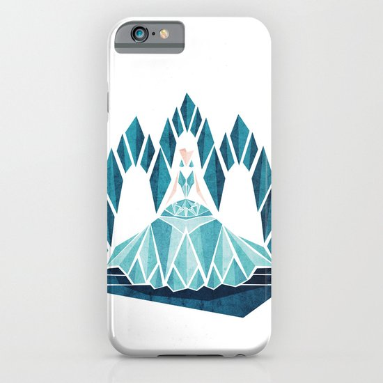 Waiting ( The Snow Queen ) iPhone & iPod Case