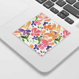 Floral Pattern Sticker