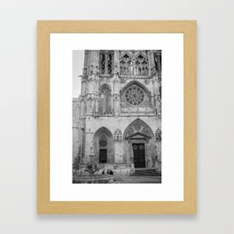 Cathedral III Framed Art Print