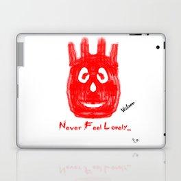 Wilson quote Laptop & iPad Skin