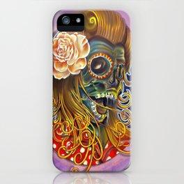 Mum-A-Billy iPhone Case
