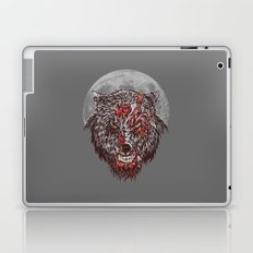 Zombie Wolf Laptop & iPad Skin