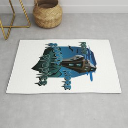 Read More Spooky Stories Rug