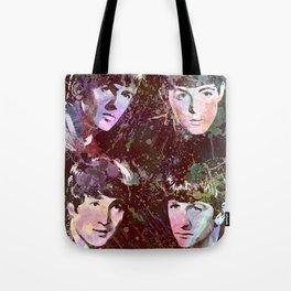 Paul, John, Ringo, George Tote Bag