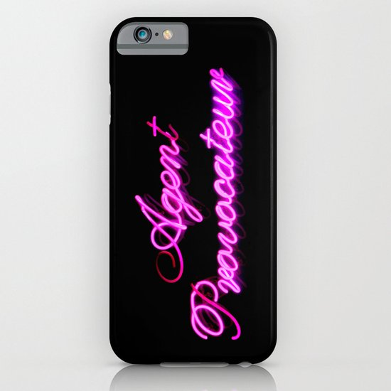 AGENT PROVOCATEUR iPhone & iPod Case