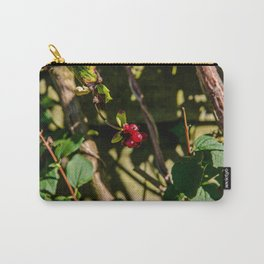 Red Berry Carry-All Pouch