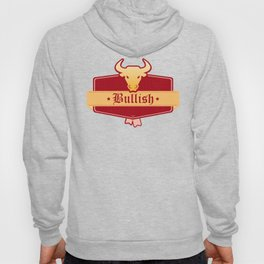 Bullish Badge Sign Hoody