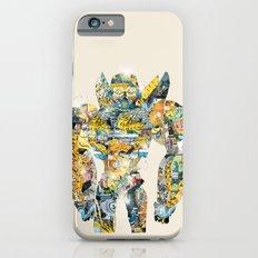 pop art bumblebee iPhone 6s Slim Case