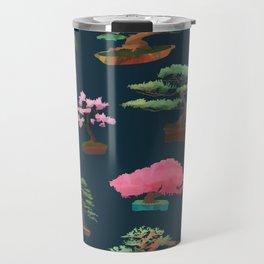Bonsai Madness Travel Mug