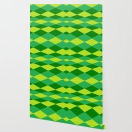 Grin ers Green Wallpaper