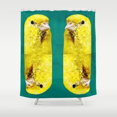Canary Shower Curtain