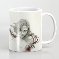 bond Mugs featuring The Bond by ellaine